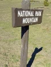 National Park Mountain_Sign